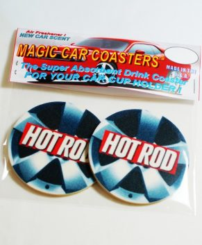 3.5″ Custom Car Coaster